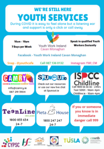 Youth Services Monaghan
